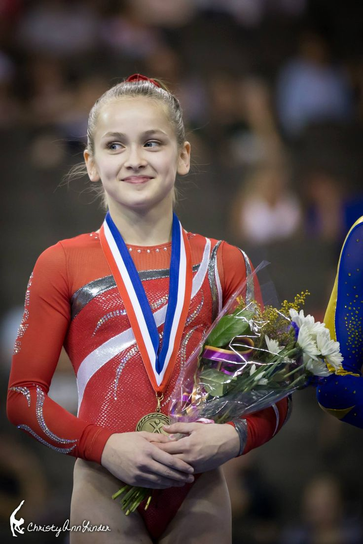 Norah Flatley gold on beam. Photo is property of Christy Ann Linder.