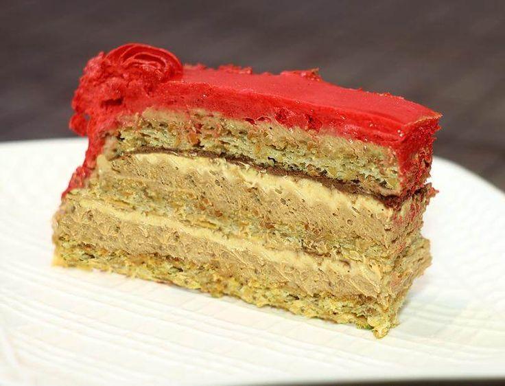 Snikers torta na drugi način