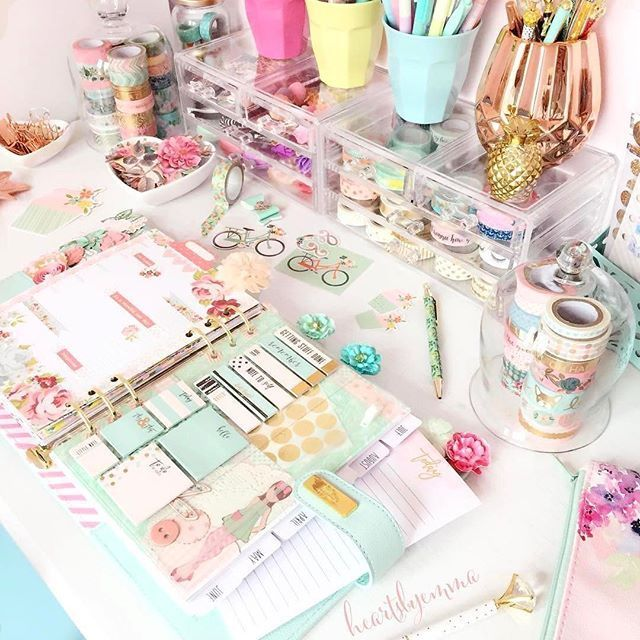 Look at all that washi #washilove