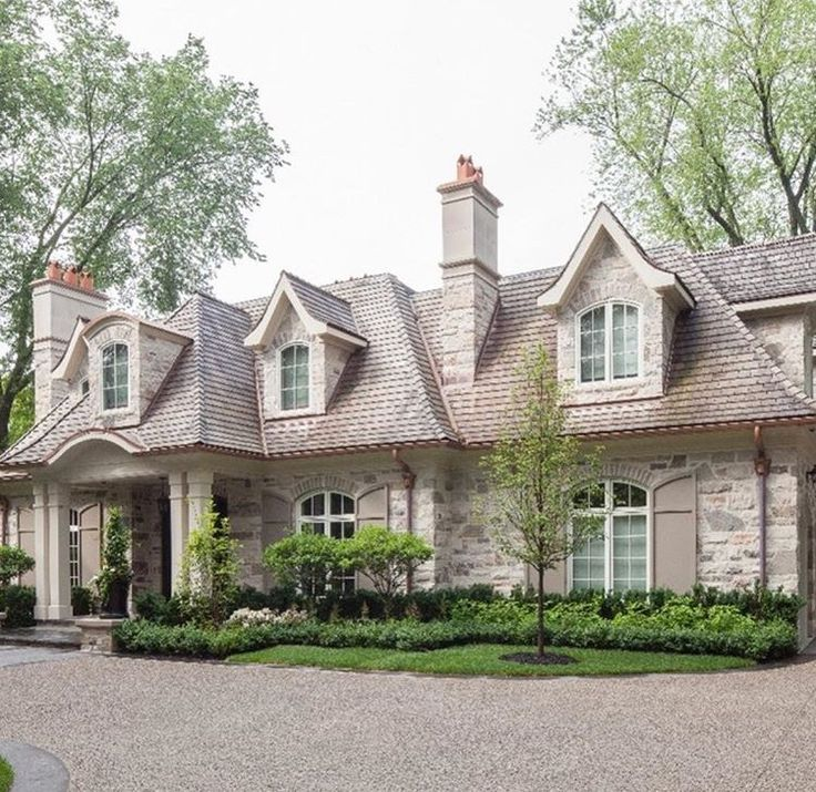 3136 best beautiful homes images on pinterest facades for Country house exterior