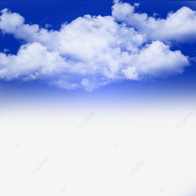 ceu azul fantasia com nuvens nuvens cortam a arte nuvens chuvosas ceu imagem png e psd para download gratuito in 2020 sky and clouds blue sky background clouds pinterest