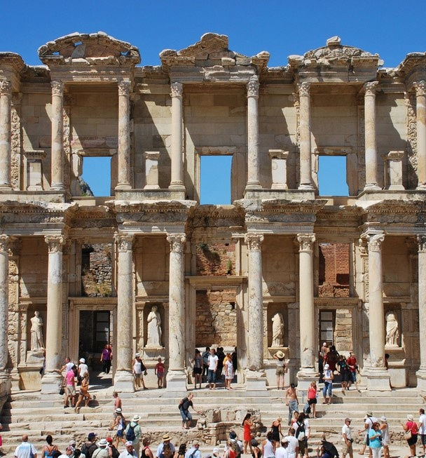 Ancient city of Ephesus - Turkey I've been here, I would LOVE to go back!