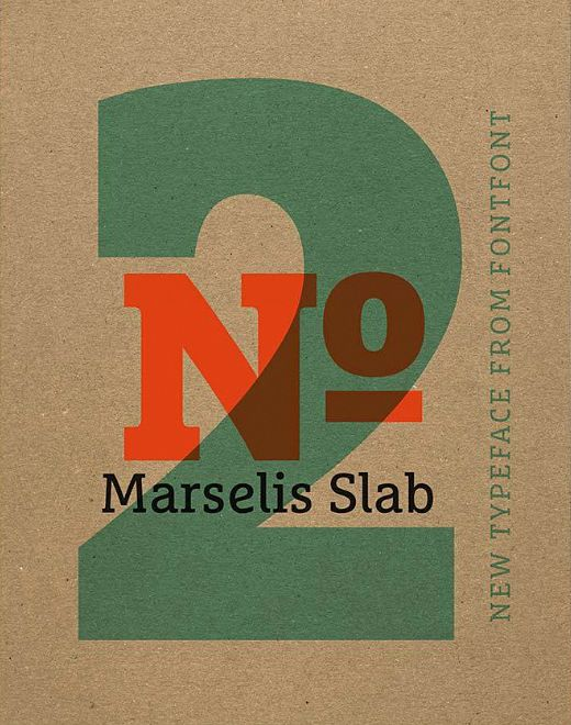 marselis slab 28 of the most beautiful typefaces released last month