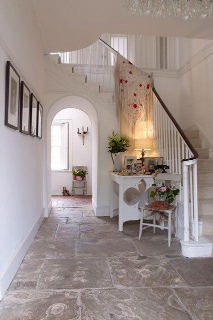 Breezy Beauty - Hallway Design Ideas & Pictures – Decorating Ideas (houseandgarden.co.uk)