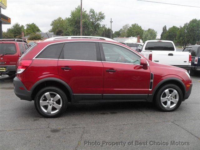 2012 Chevrolet Captiva Sport Fleet FWD 4dr LS w/2LS - Click to see full-size photo viewer
