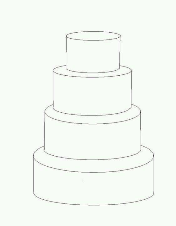 Cake Design Templates : 99 best charts images on Pinterest