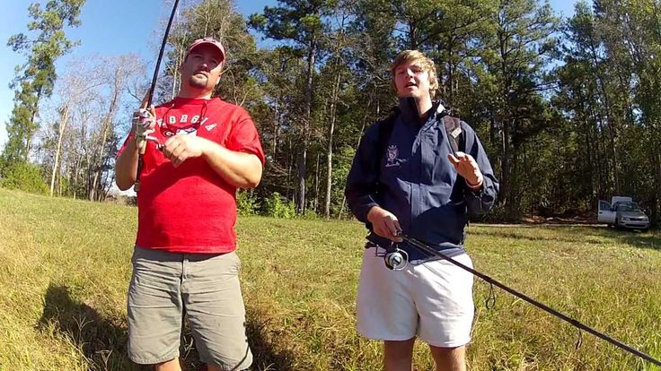 Video - The Best Video for Bank Fishing