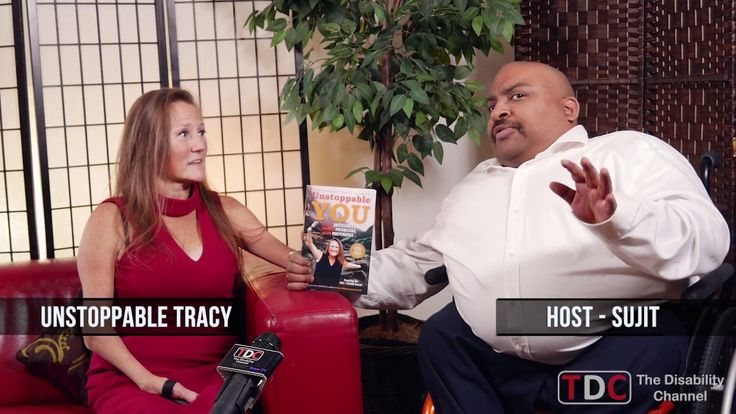 TDC - KEEP PUSHIN' W/ SUJIT; Guest - Unstoppable Tracy Schmitt