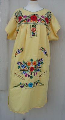tehuacan dress