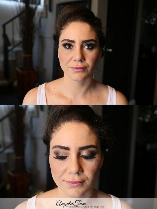 129 best Wedding Latina Hispanic Bride Makeup - Natural & Dramatic ...