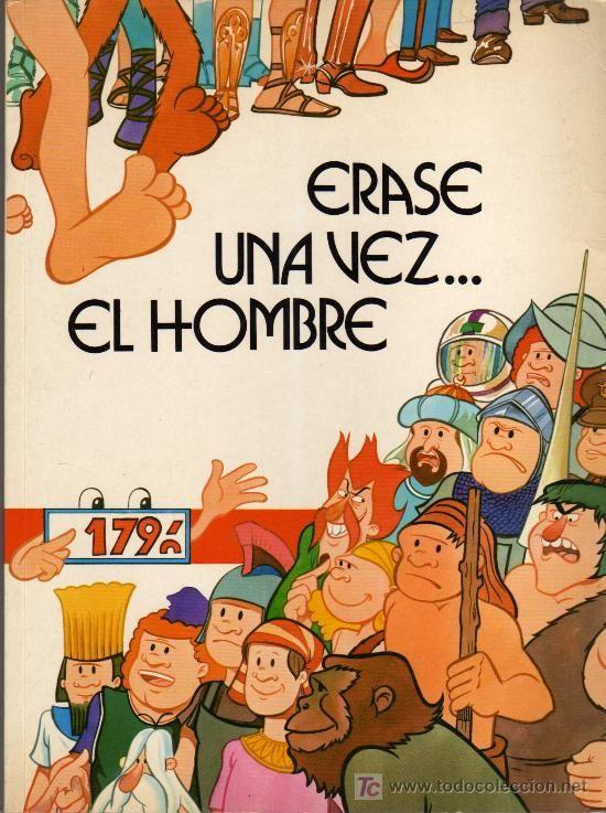 Imagenes de dibujos animados: ERASE UNA VEZ EL HOMBRE