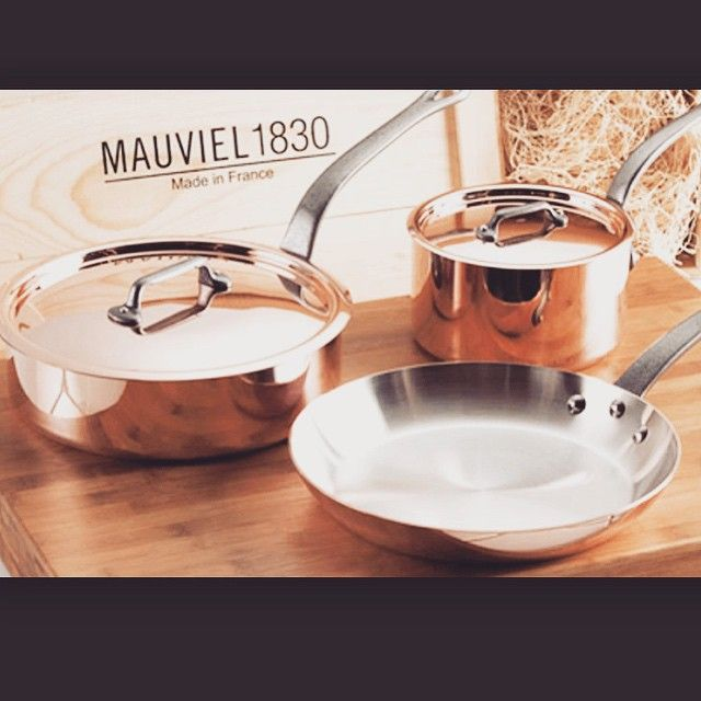77 best images about mauviel m 39 heritage on pinterest paella food design and copper. Black Bedroom Furniture Sets. Home Design Ideas
