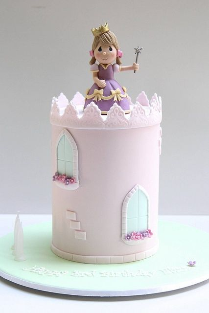 Cake Decorating Company Voucher Code : Castle cake - For all your cake decorating supplies ...