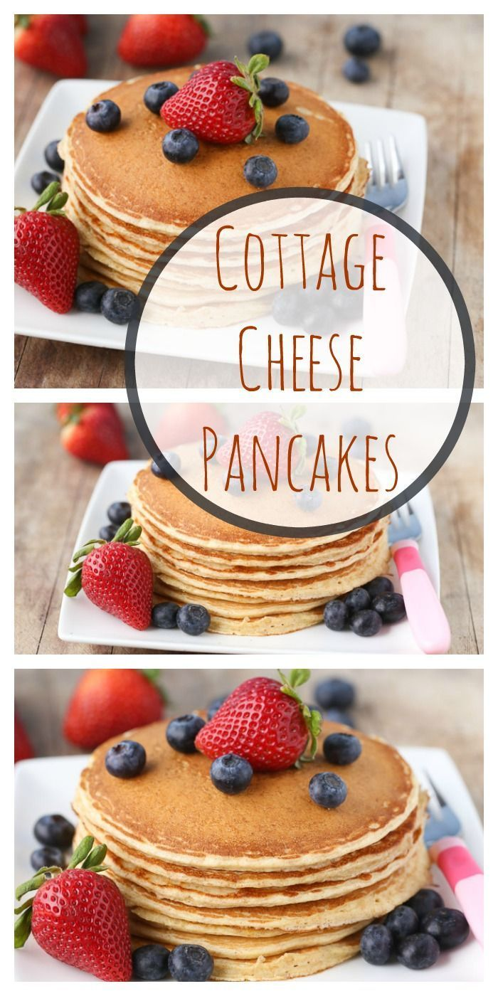 Fabulous Cottage Cheese Protein Pancakes For Kids Healthy Ideas For Download Free Architecture Designs Grimeyleaguecom