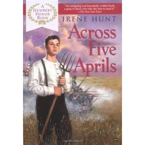 Across five aprils essay