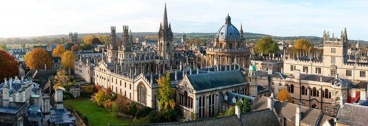 Dopo 800 anni una #Donna. Sono passati ben otto secoli per veder nominata come rettore dell'Università di #Oxford una donna http://www.ilsitodelledonne.it/?p=17604