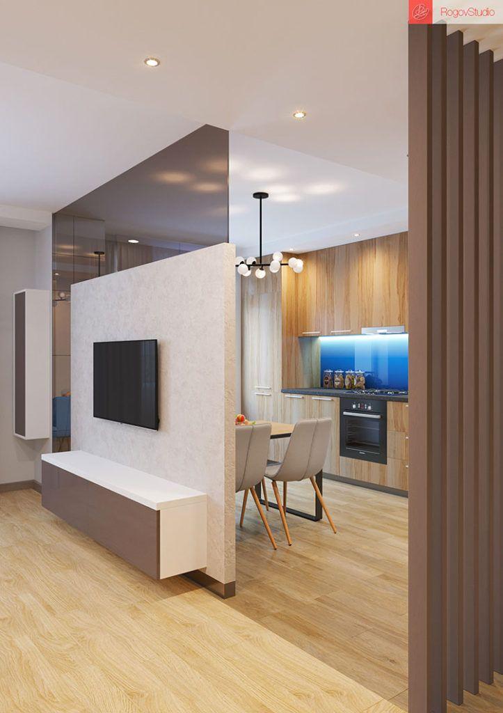 Come Arredare Una Casa Di 40 Mq 5 Progetti Di Design Idee Per La Casa