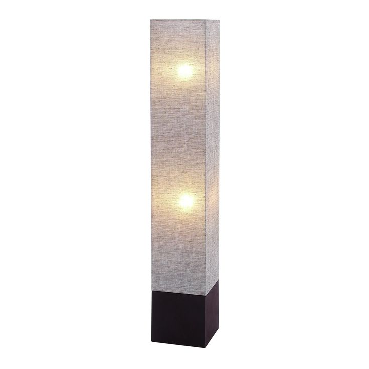 Benzara Inc. Pink and Decorative Floor Lamp