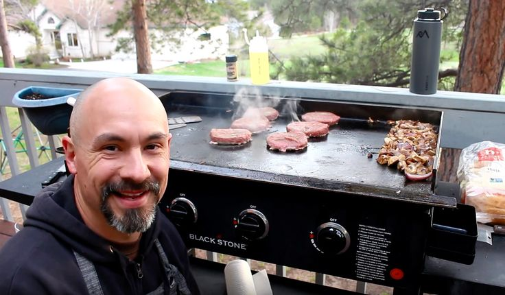 Get professional advice from Rocky Mountain Meat Hunter on using and maintaining your Blackstone Griddle! #Blackstone #Chef