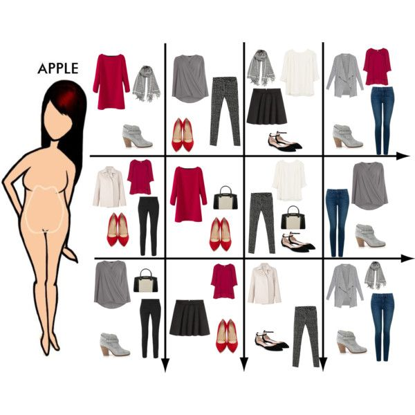 15 Item Capsule Wardrobe for Apple Shape Clothing, Shoes & Jewelry : Women http://amzn.to/2jtYPKg