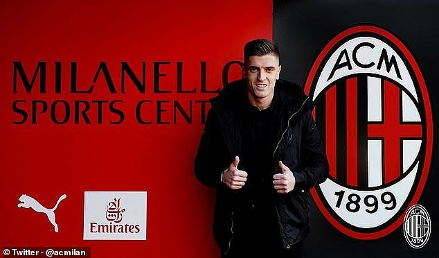 Piatek Is Spearheading Ac Milan S Charge Back To Top In Italy Ac