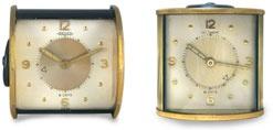 Jaeger & LeCoultre Vintage Alarm Clocks