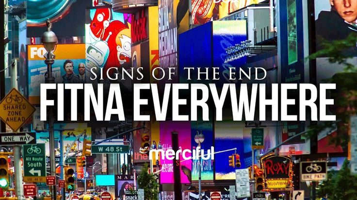 FITNA EVERYWHERE (Signs of the End)