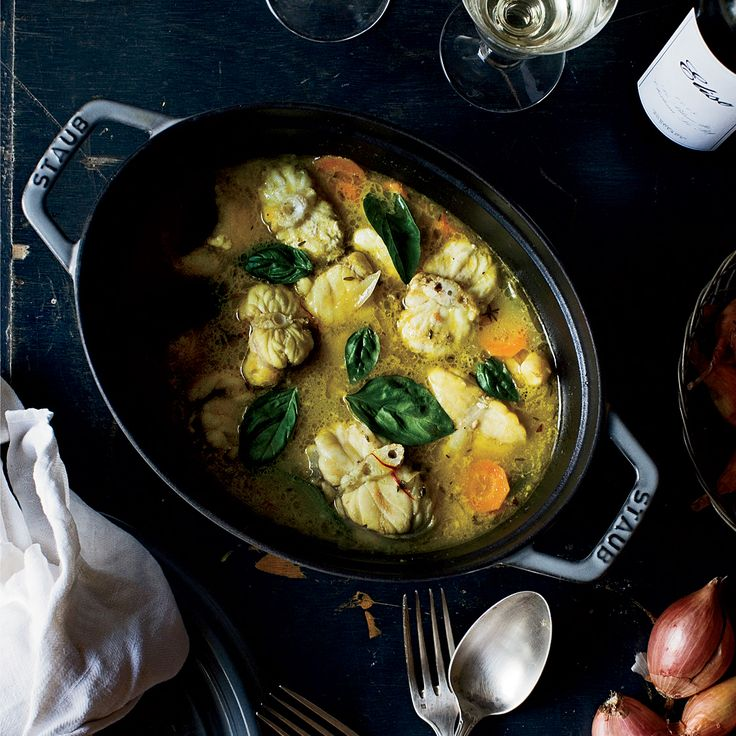 This quick and easy fish stew comes together in just 35 minutes, making it perfect for a last-minute weeknight dinner.