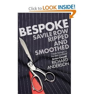 bespoke tailoring I absolutely love this book.