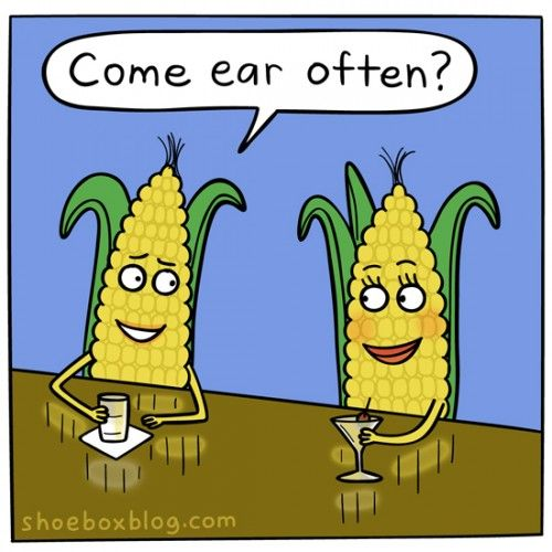 Corny joke! #joke