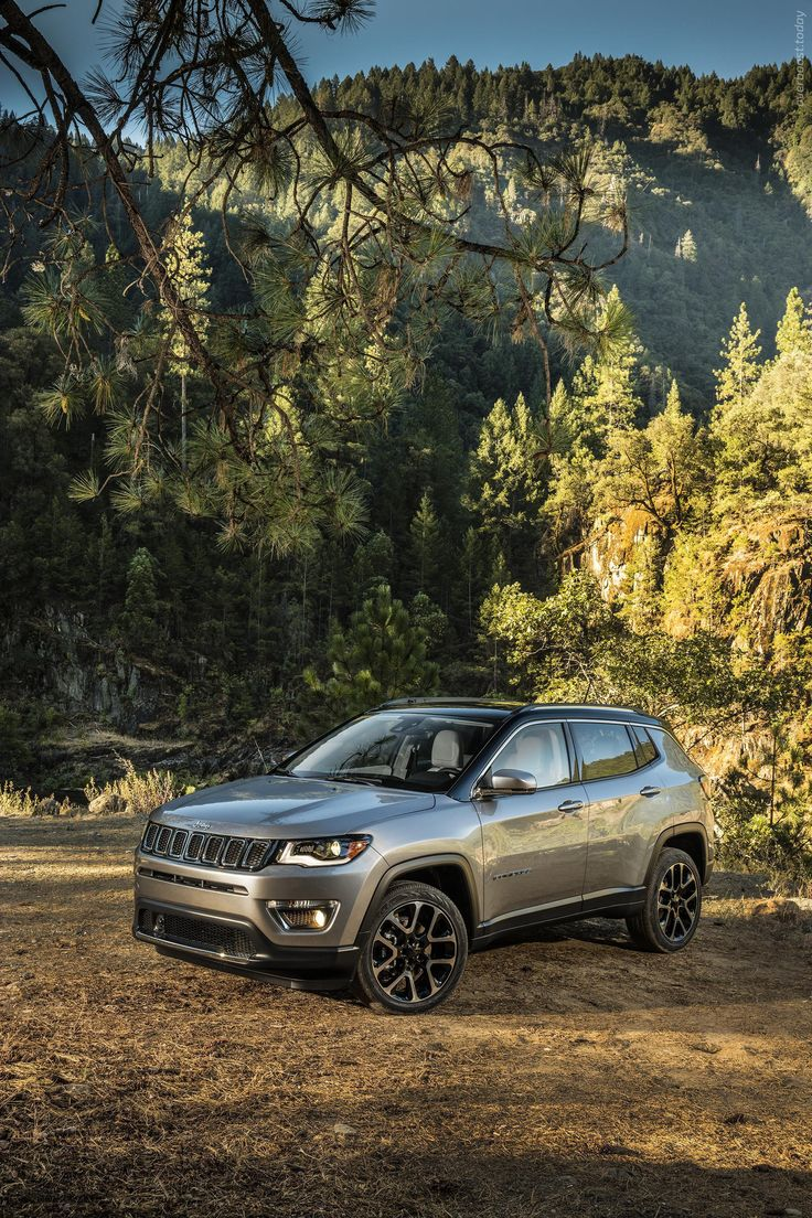 2017 Jeep Compass.. can't wait to get ours for when the baby comes !