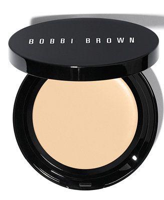 Bobbi Brown Long-Wear Even Finish Compact Foundation, 0.28 oz - Shop All Brands - Beauty - Macy's