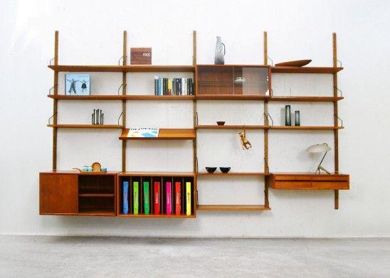 POUL CADOVIUS | Wall unit