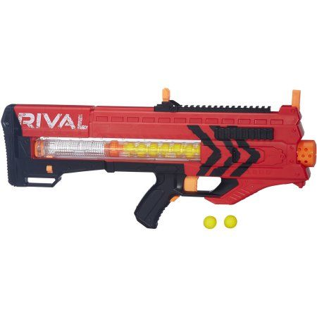 Nerf Rival Zeus MXV-1200 Blaster, Red - Walmart.com