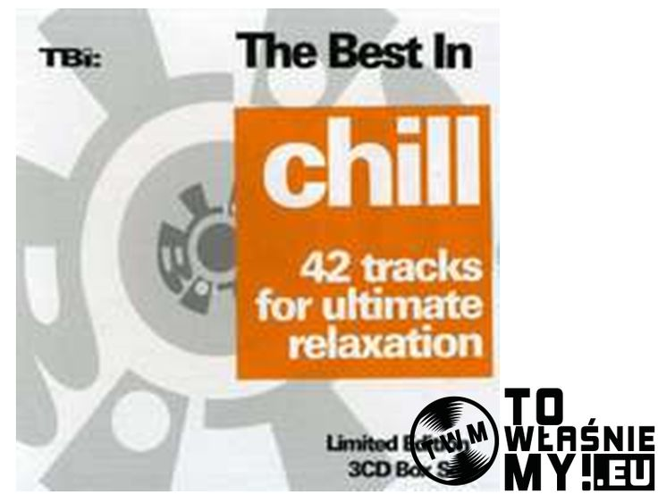 V.A. - THE BEST IN CHILL (3 CD)