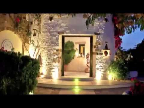 Yria Resort Paros, Greece  A Cycladic mini-village of white-washed walls, pergolas and arches. Yria Resort stands among delightful gardens overlooking the Aegean on the stunning island of Paros.   Be Inspired Here...  http://www.slh.com/destinations/europe/greece/paros/yria-resort/