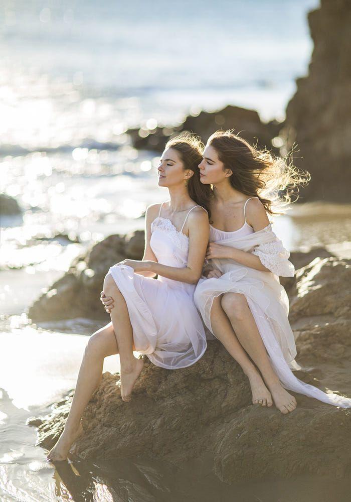Lesbische Mutter Töchter Freund