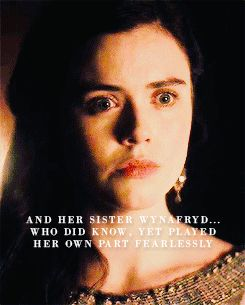 """""""Wylla. Did you see how brave she was? Even when I threatened to have her tongue out, she reminded me of the debt White Harbor owes to the Starks of Winterfell, a debt that can never be repaid. Wylla spoke from the heart, as did Lady Leona. Forgive her if you can, my lord. She is a foolish, frightened woman, and Wylis is her life. Not every man has it in him to be Prince Aemon the Dragonknight or Symeon Star-Eyes, and not every woman can be as brave as my Wylla and her sister Wynafryd.. who…"""