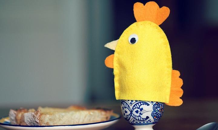 Chick egg warmer - Kidspot