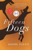 Fifteen Dogs by Andre Alexis (Coach House Books) (http://chbooks.com/catalogue/fifteen-dogs) ... reads well with ... Breathless by Nick Cave (https://www.youtube.com/watch?v=1TI8xPw2aQA)