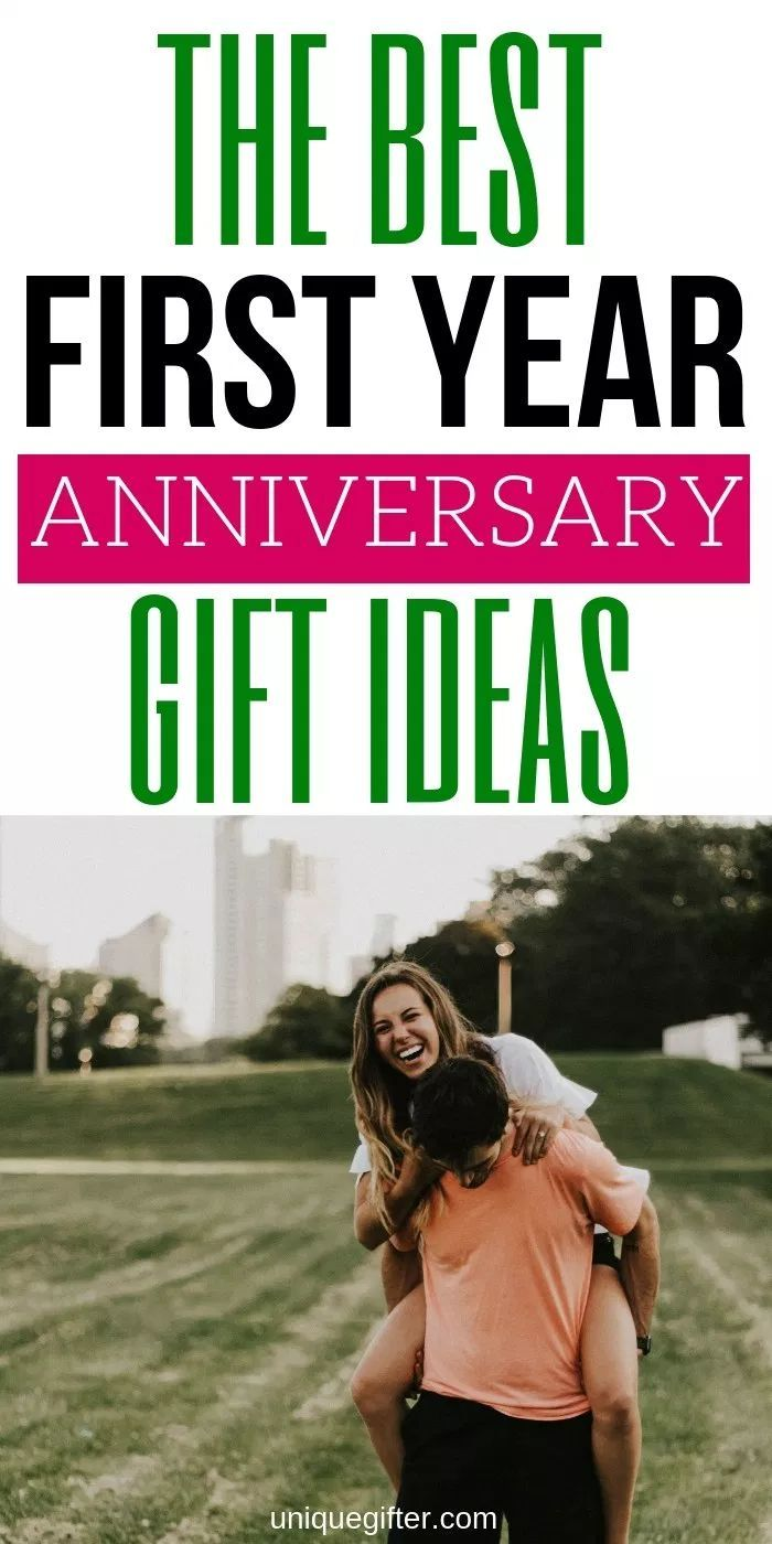 First Year Anniversary Gift Ideas Unique Gifter One Year Anniversary Gifts Year Anniversary Gifts One Year Anniversary