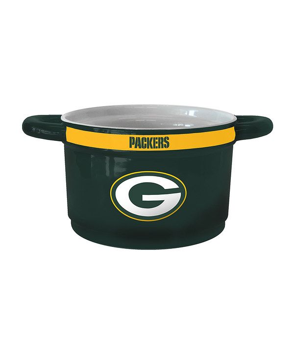 Look at this Green Bay Packers Game-Time Bowl on #zulily today!