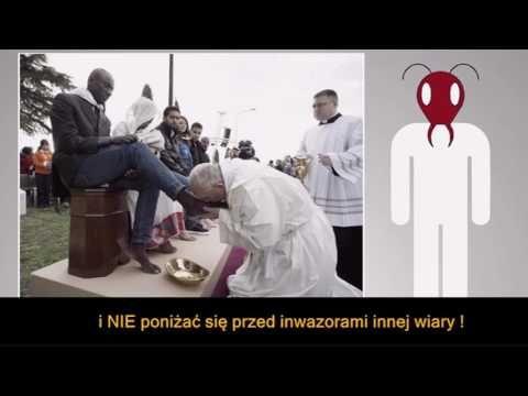 Franciszek (antypapież ) jest zagrożeniem dla Chrześcijańskiej EUROPY