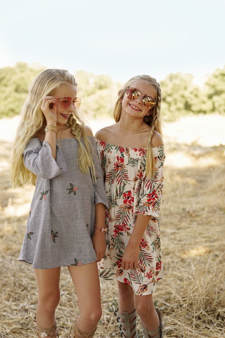 Boho style, hayden girls, joyful, rogue kids, sisters, festival style, boho fashion, tween fashion, kids fashion, tween fashion, tween style, models, off the should looks, mini fashion addicts, style by jaydin, kaiya