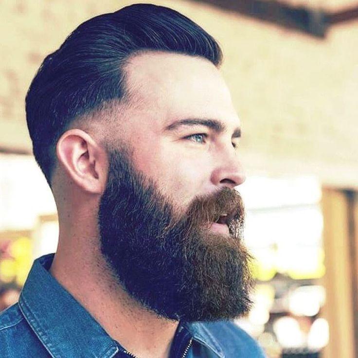 Beards And Mustaches: Best 25+ Bearded Men Hair Ideas On Pinterest
