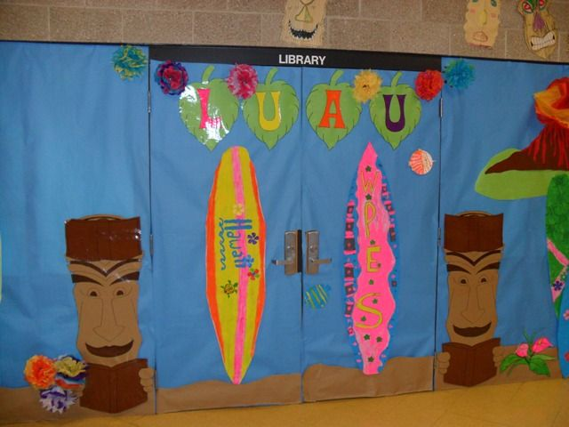 Classroom Luau Ideas : Best luau theme classroom images on pinterest