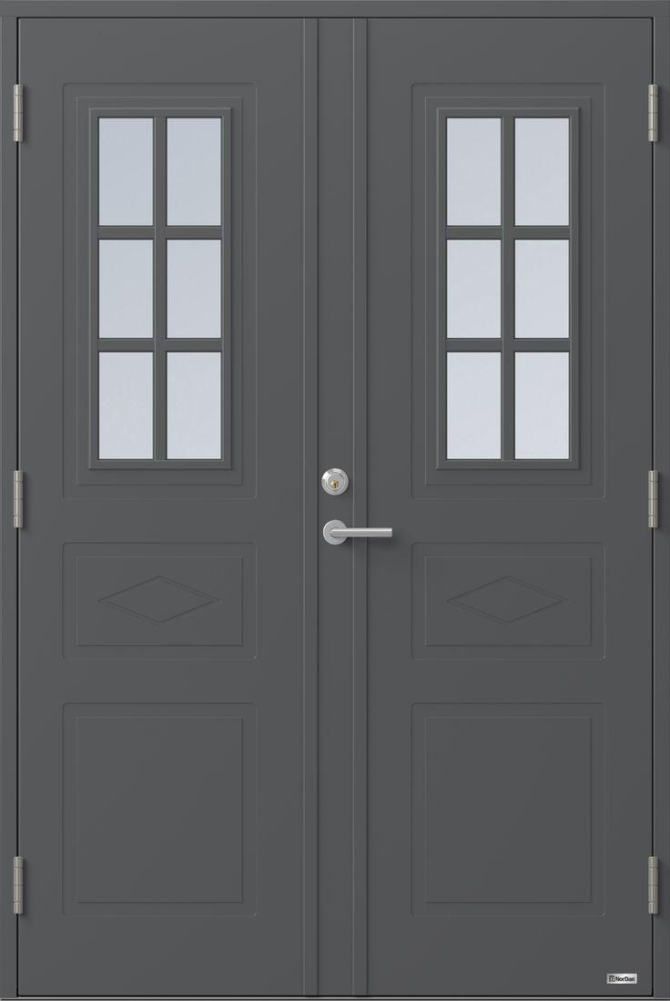 The 25+ best Dörrar med fönster ideas on Pinterest | Gamla dörrar ...