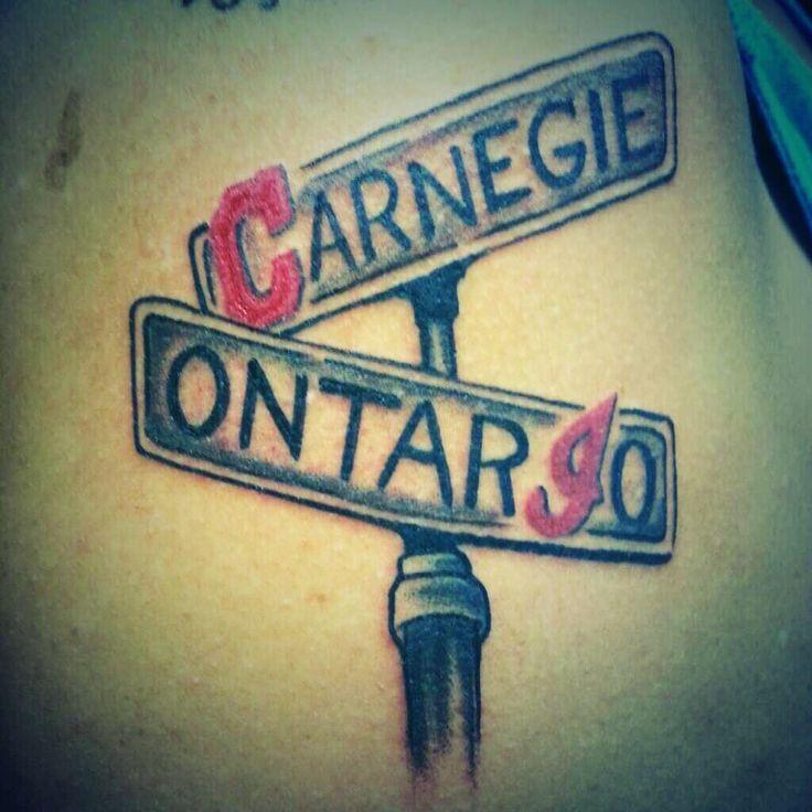 25 b sta cleveland tattoo id erna p pinterest for Cleveland skyline tattoo