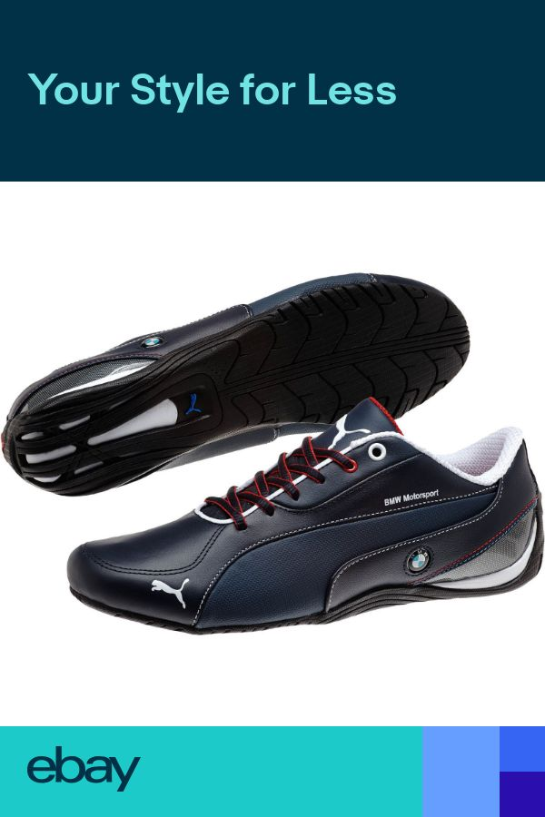 Puma BMW Drift Cat 5 Mens Shoes Sneakers NEW (30487901) acd20a8c3