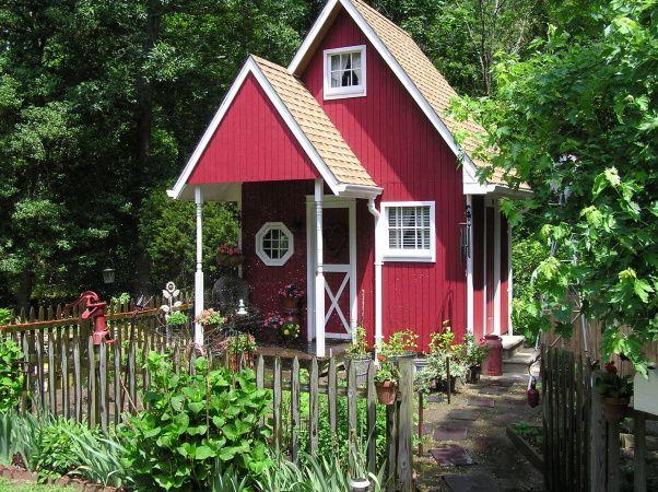 633 best images about garden structures potting sheds for Potting sheds for sale